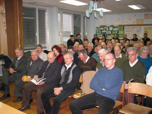 Občni zbor 2009