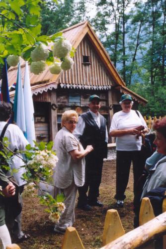 Izlet Bavšica 2004